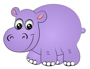 rhinoceros hippopotamus one insulated