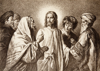 Jesus and the money