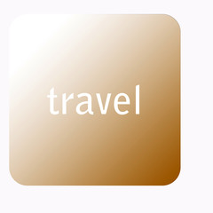 Icon - travel (Bronze)
