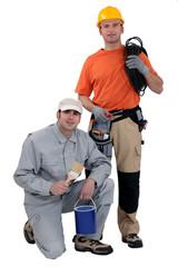 duo of craftsmen