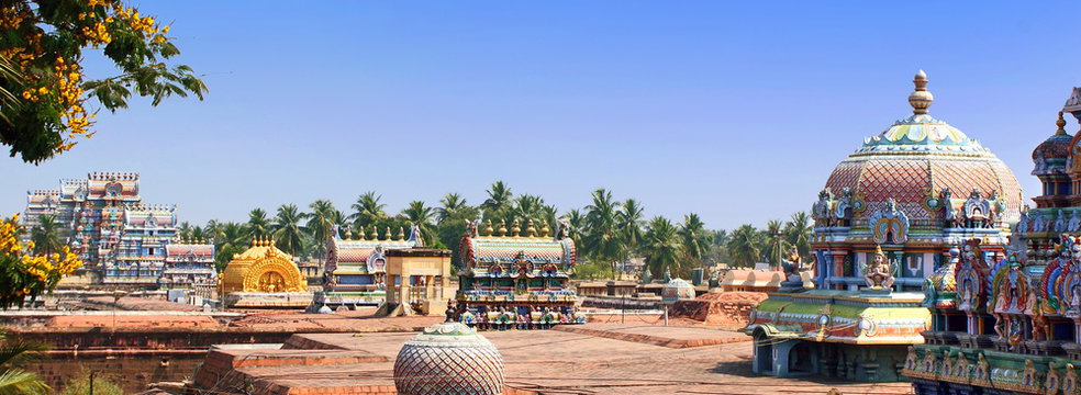 palais de Madurai