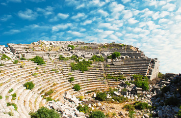 theater in Termessos