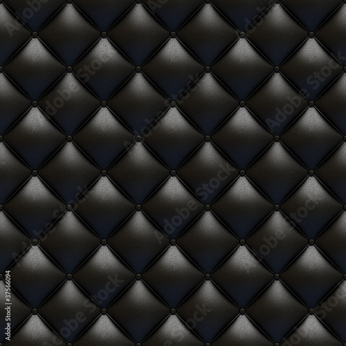 Black Leather Upholstery Texture Seamless Stock Photo And Royalty