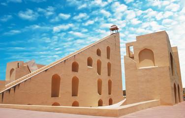 Jantar Mantar observatory - Jaipur, Rajasthan, India