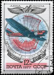 USSR - CIRCA 1977 TB-1 (ANT-4)
