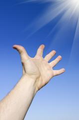 Reach to sun.