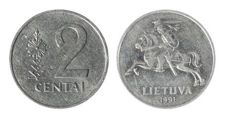 Coin Lithuania