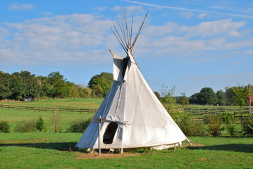 weekend insolite tipi