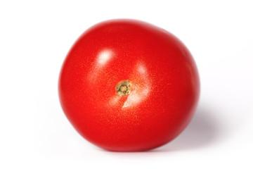 tomate vue de face