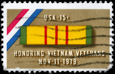 USA - CIRCA 1979 Ribbon