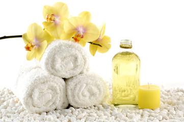 Spa treatment. Aromatherapy essence.
