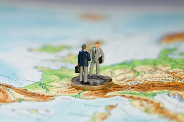 Einigung über neue EU Vertrags Vorschläge