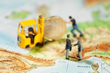 Abkommen über europäische Schulden