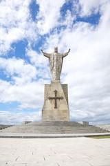 monument of Jesus Sacred Heart