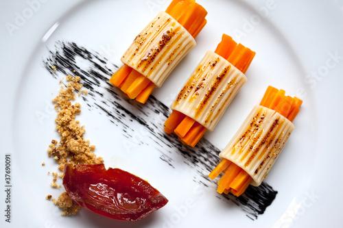 Cuisine gastronomie restaurant plat aliment p tes for Site de cuisine gastronomique