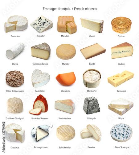 Fromages fran ais photo libre de droits sur la banque d 39 image - Tout type ou tous types ...