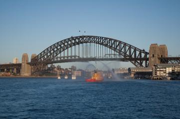 Sydney, Harbor bridge