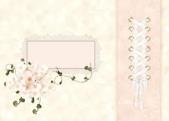 Pearl Bridal Frame