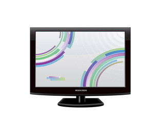 plasma, lcd widescreen tv