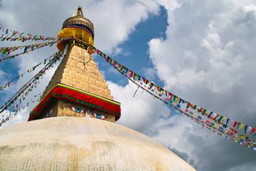 napal bouddhanath ネパール カトマンズ