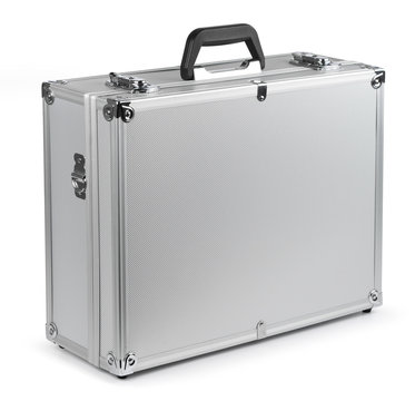 Aluminum safety briefcase
