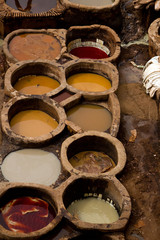 Morocco Fez Tannery