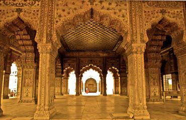 Forte Rosso, New Delhi