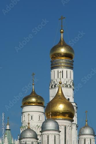 Fototapete Kreml-Kirche in Moskau