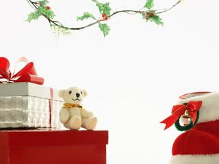 merry christmas, teddy