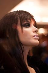 mannequin vitrine glamour