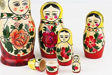 Babuschka-Puppen