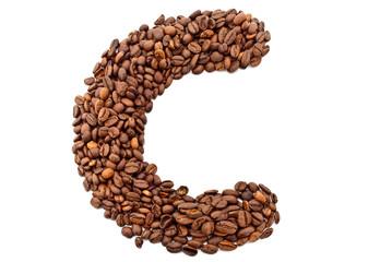 Kaffeebohnen C