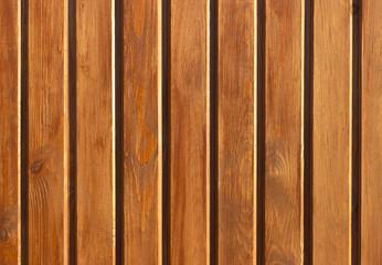 Wodden plank wall
