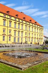 Schloss und Universität Osnabrück, Deutschland
