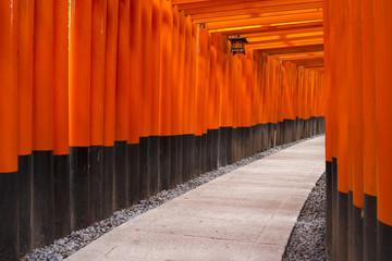 Fototapete - Fushimi Inari Taisha