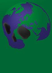 Terre de mort_Fond Vert