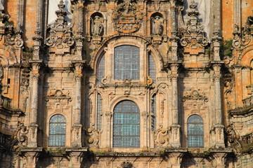 Cathedral of Santiago de Compostela facade