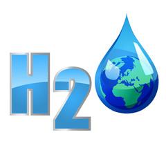 H2O_Terre_Goutte