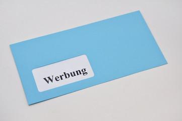 Werbung per Briefpost