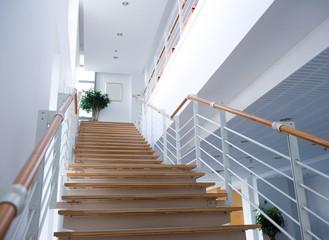 Foto op Plexiglas Trappen staircase