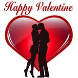Valentinstag   Happy Valentine