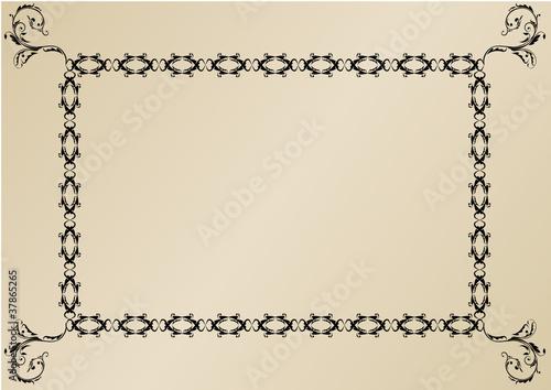 Cornice Per Decorazioni Vettoriale Immagini E Vettoriali Royalty