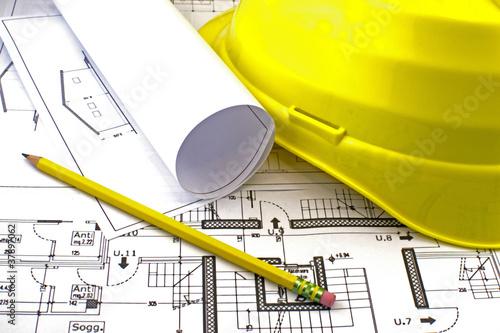 Progettazione edilizia immagini e fotografie royalty for Progettazione edilizia gratuita
