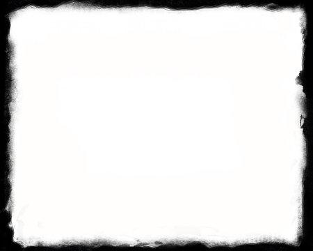 Unique Black and White border