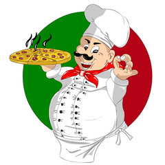 Pizza Chef-cook