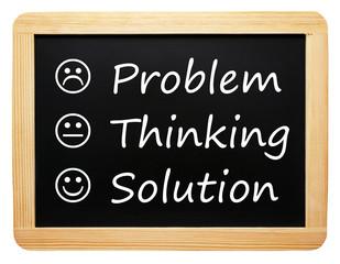 Problem Thinking Solution