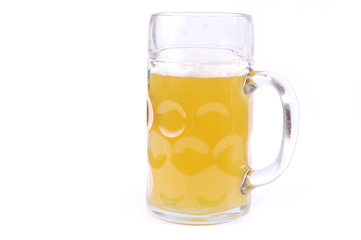 fresh cold beer