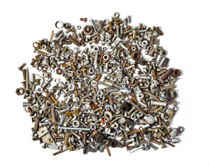 Collection of bolts