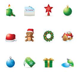 Web Icons - More Christmas