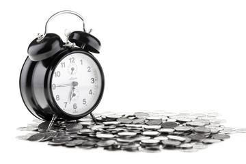 Czas to pieniądz. Polska waluta zlotówka.